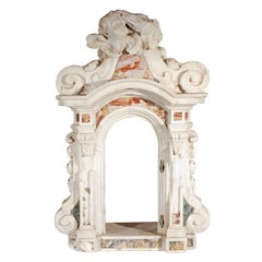 Baroque Period, Italian, Marble Tabernacle