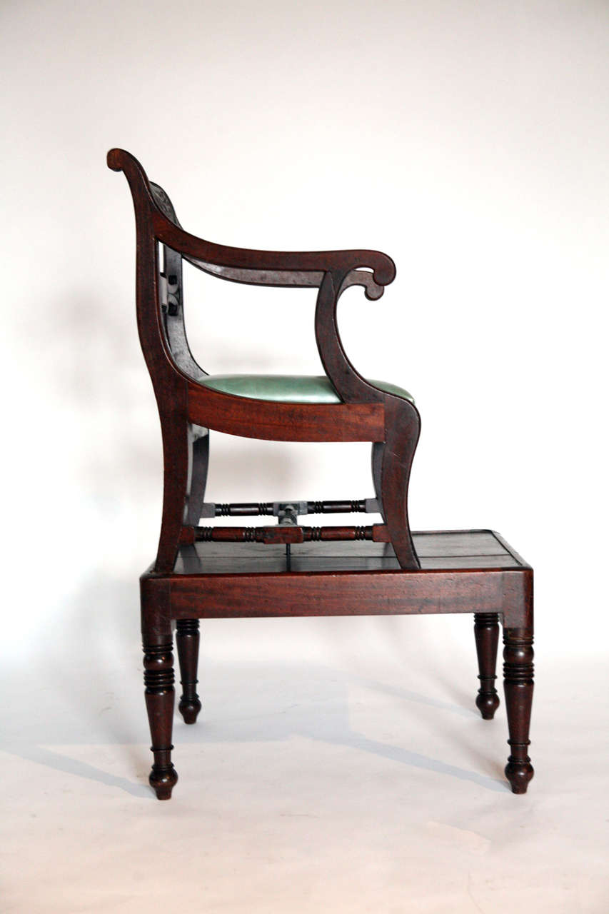 Child's English Regency High Chair For Sale 4