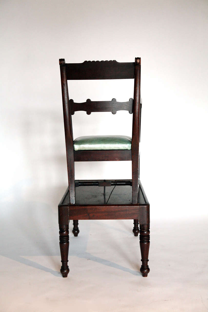 Child's English Regency High Chair For Sale 5