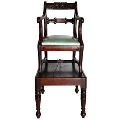 Child's English Regency High Chair