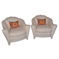 Pair 1940's French Style Bergere