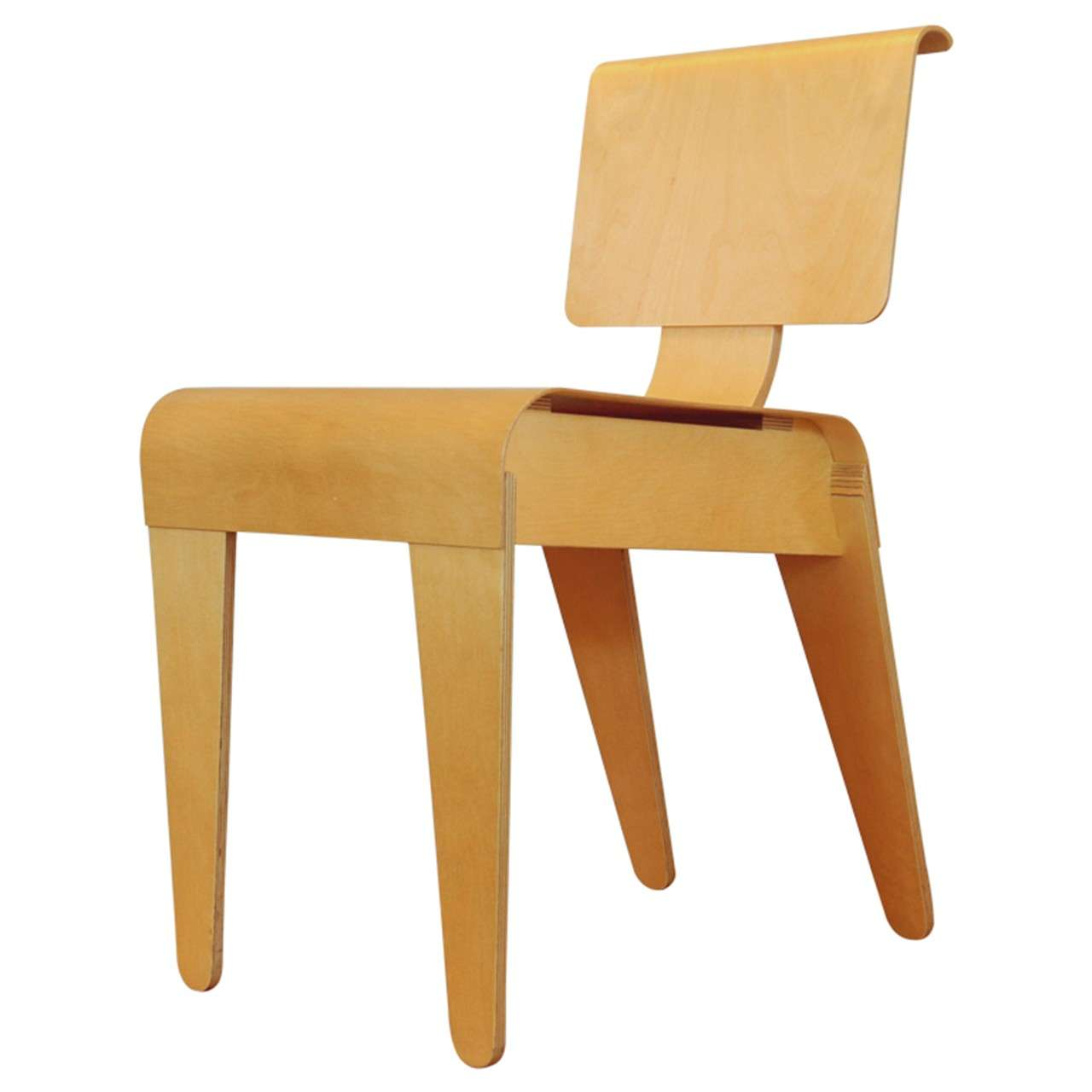 Side Chair By Marcel Breuer For Isokon At 1stdibs
