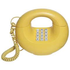Telephone, Yellow, circa 1960