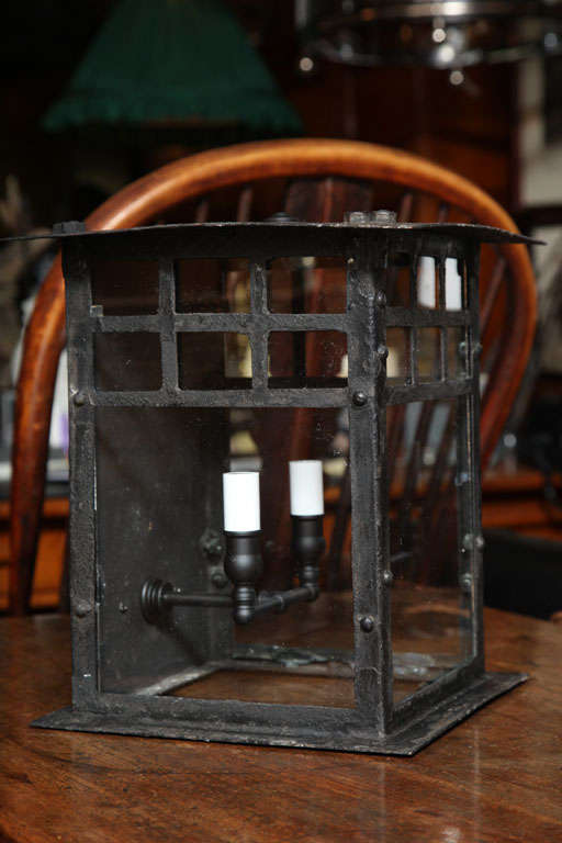 Early 19th Century Lanterns from Austria For Sale 2