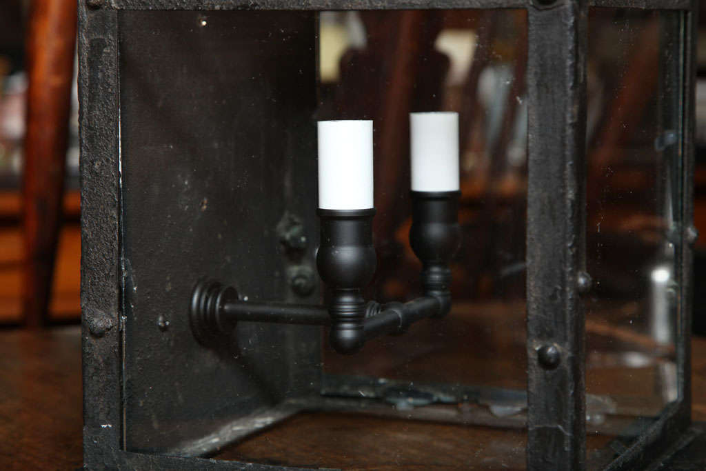 Early 19th Century Lanterns from Austria For Sale 3