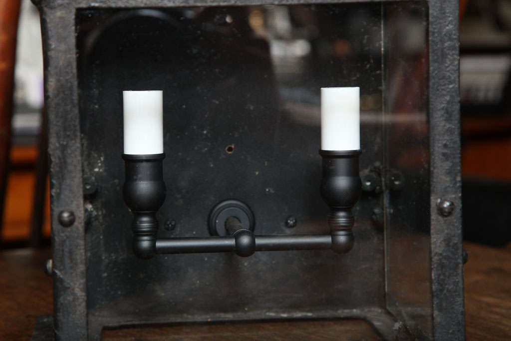 Early 19th Century Lanterns from Austria For Sale 5