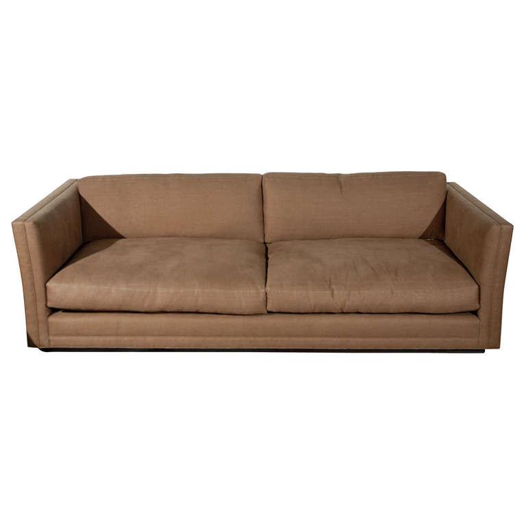 Nickey Kehoe Modern Sofa At 1stdibs