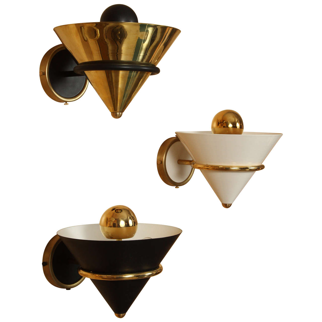 Wall Torchiere Lamps : Versus Torchiere Wall Sconce by Jason Koharik at 1stdibs