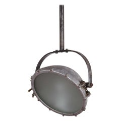 Industrial Steel Lighting Fixture