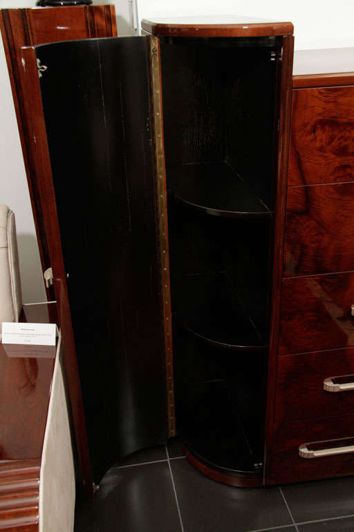 Mid-20th Century High Chest of Drawers For Sale