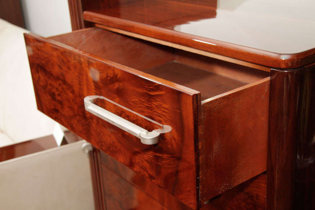 High Chest of Drawers For Sale 1