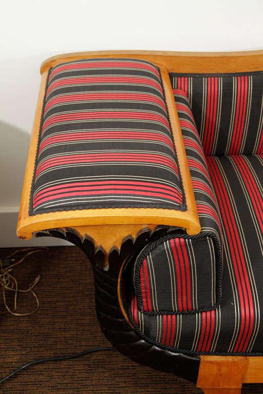 Austrian Biedermeier Sofa For Sale