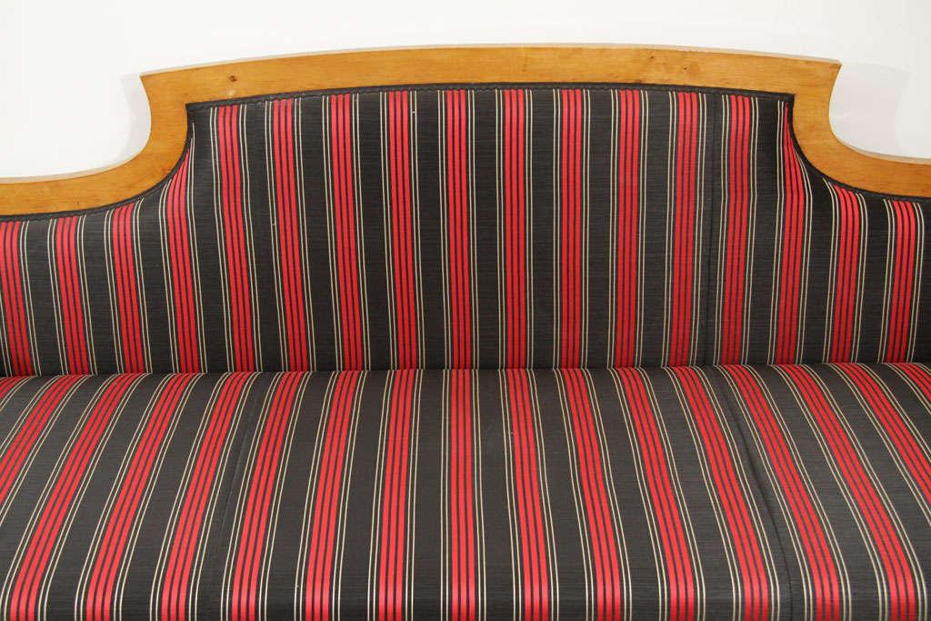 19th Century Biedermeier Sofa For Sale