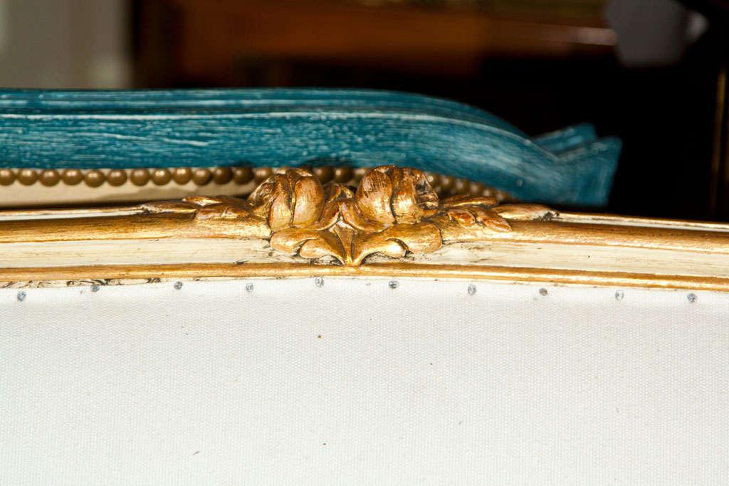French Louis XV Style Sofa by Jansen 3