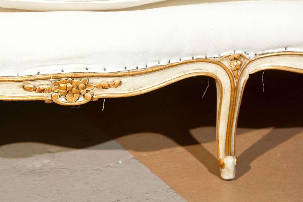 French Louis XV Style Sofa by Jansen 4