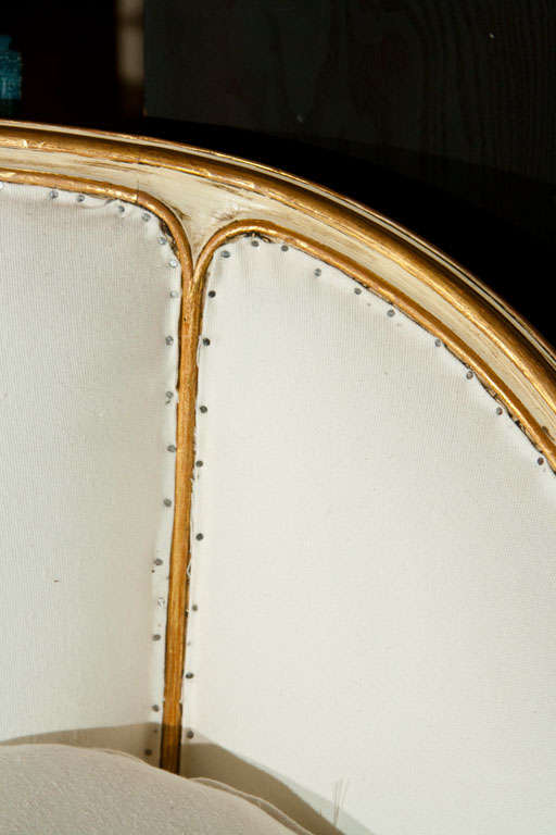 French Louis XV Style Sofa by Jansen 7