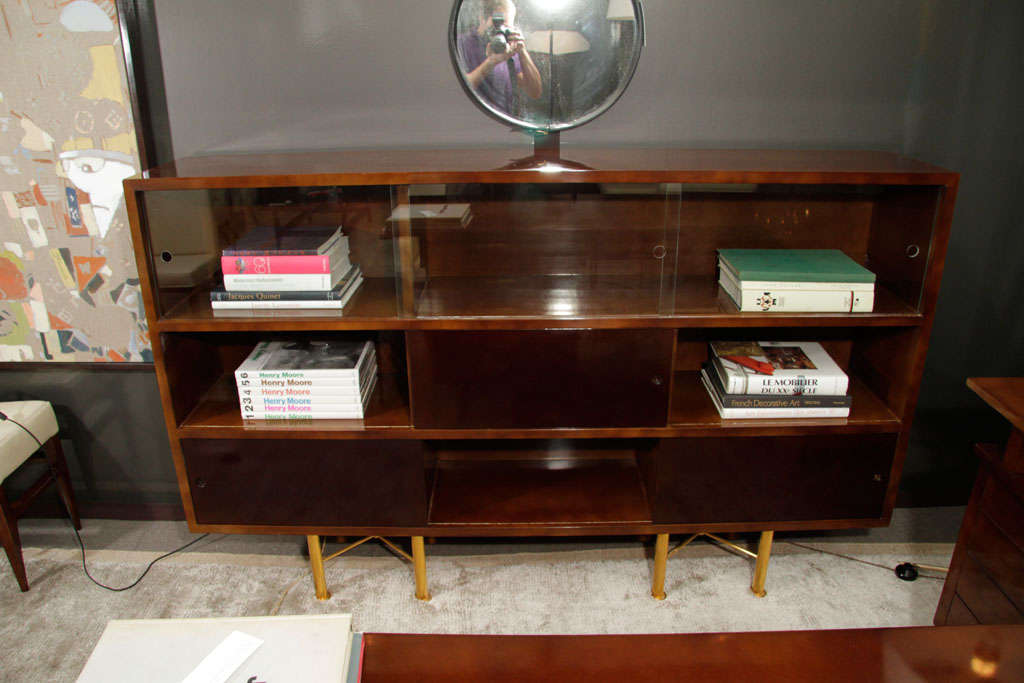 Bookcase by Raphael In Excellent Condition For Sale In New York, NY