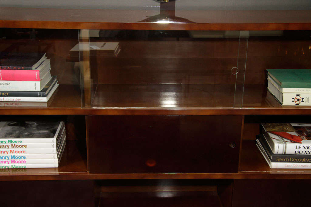 20th Century Bookcase by Raphael For Sale