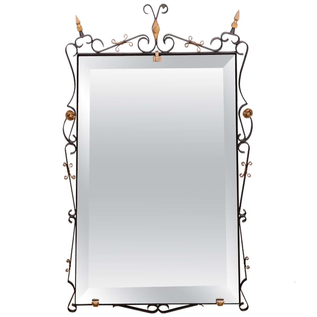for Beveled glass mirror