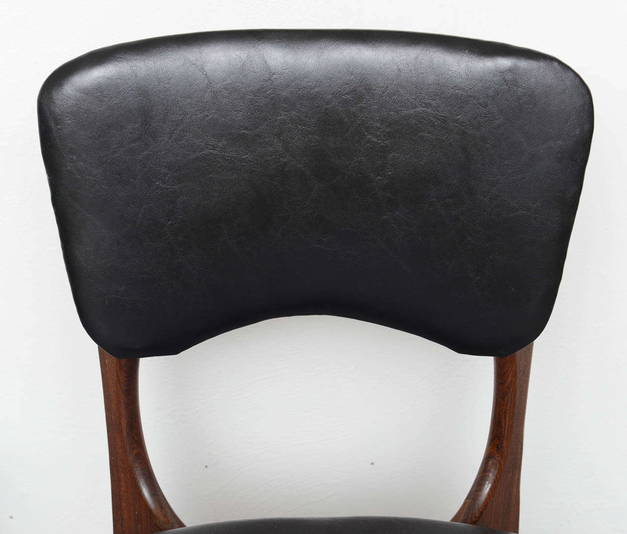 1970s Rosewood Chairs by Don Shoemaker, Mexico For Sale 4