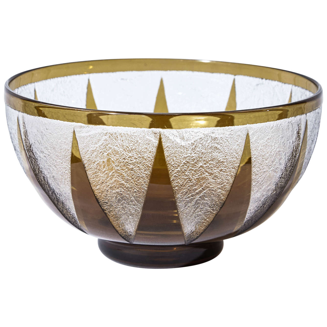 Art Baskets For Sale : Daum art deco bowl for sale at stdibs