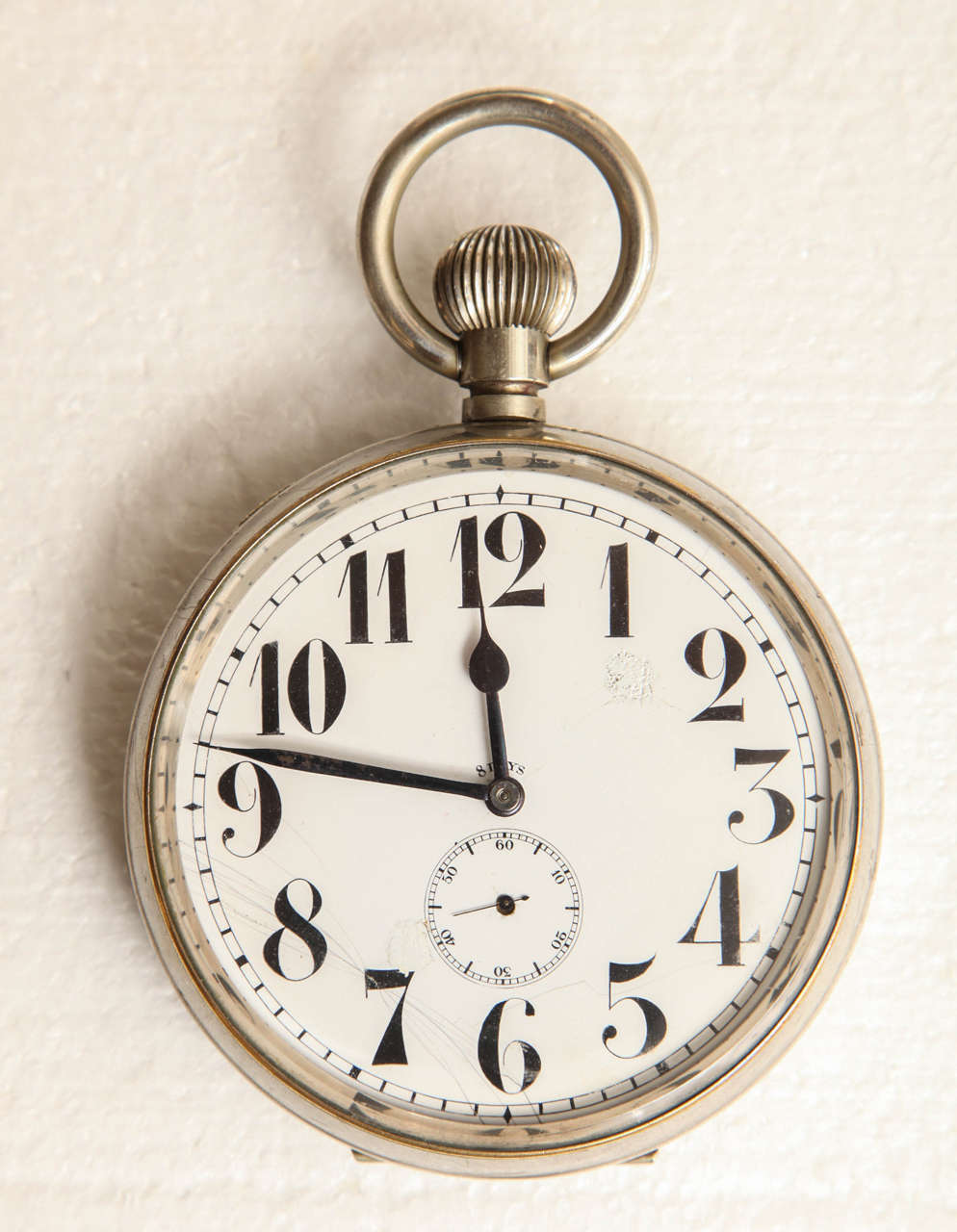 Late 19th Century Traveling Clock For Sale 1