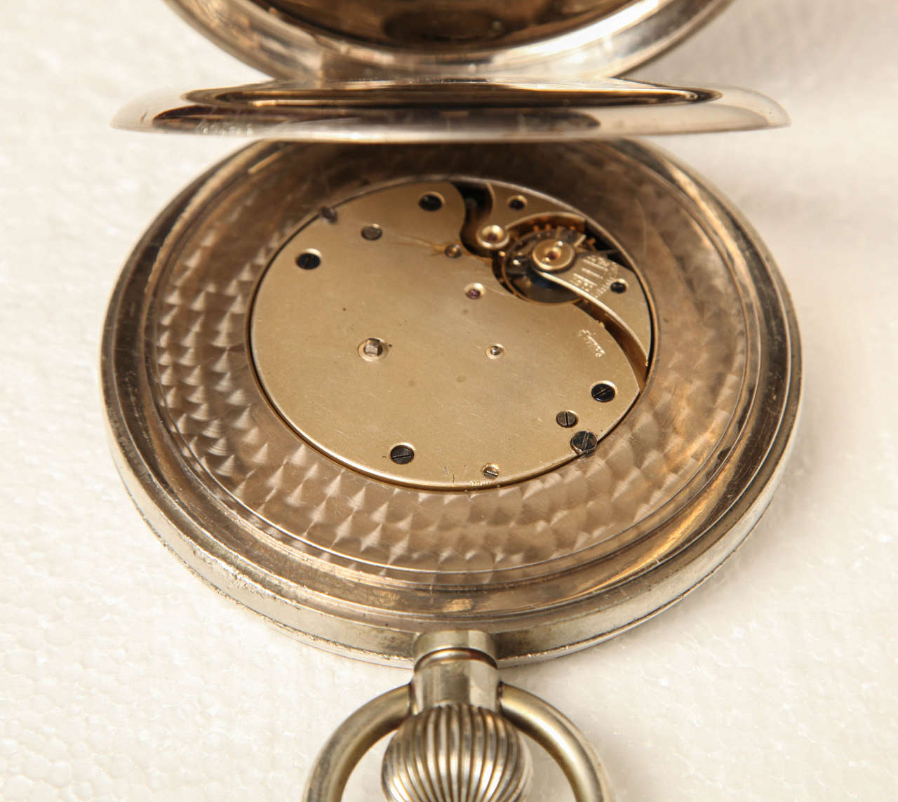 Late 19th Century Traveling Clock For Sale 5