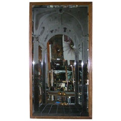 1950s Monumental Mirror.