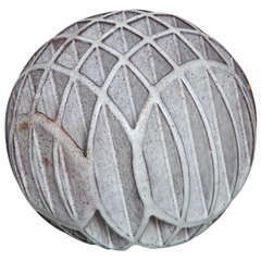 Italian Ceramic Sculpture by Alessio Tasca