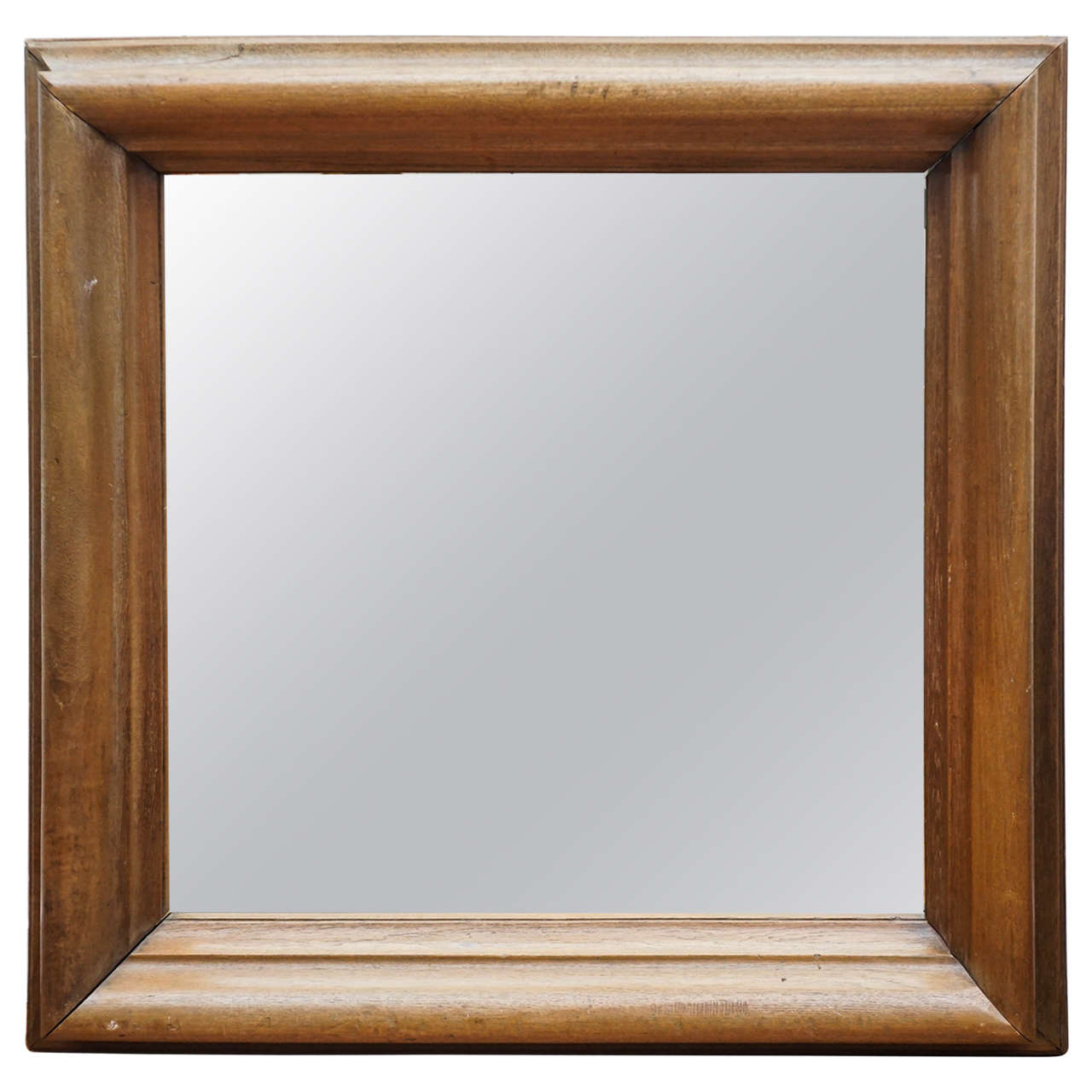 large wood frame mirror 1 - Wood Framed Mirrors
