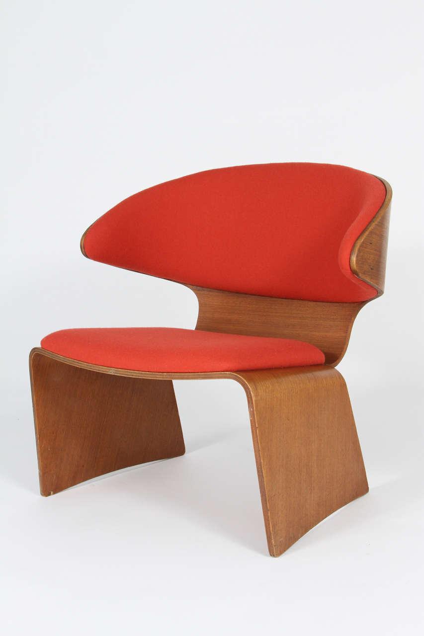 1960 S Bikini Chair By Hans Olsen For Rojle At 1stdibs