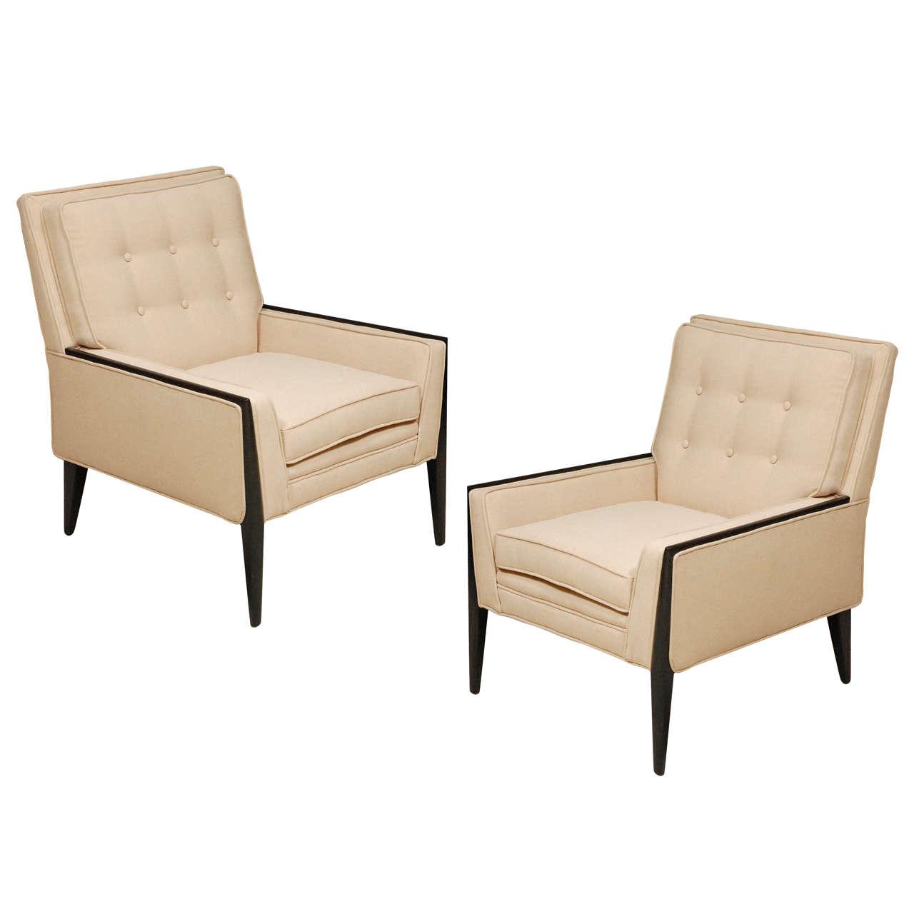 Pair of Paul McCobb Chairs