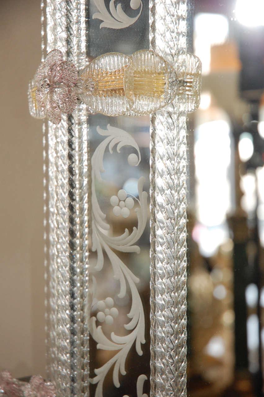 Delicate Venetian Mirror 1