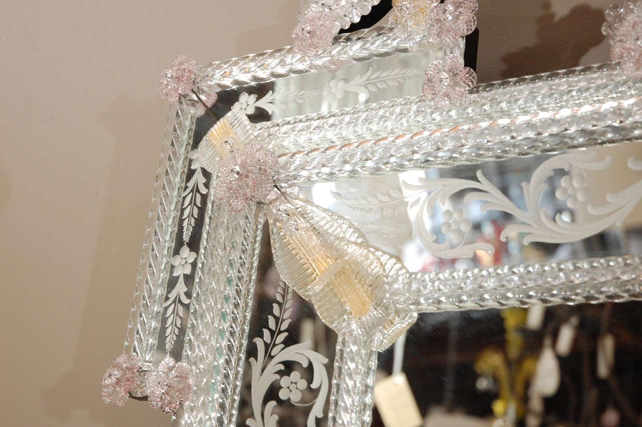 Delicate Venetian Mirror 2