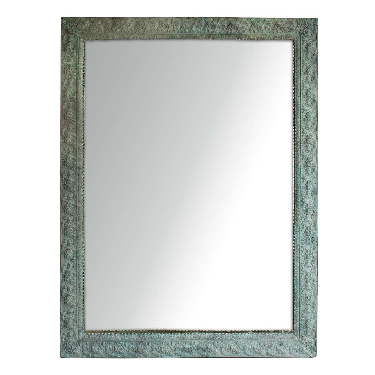 for Big framed mirror