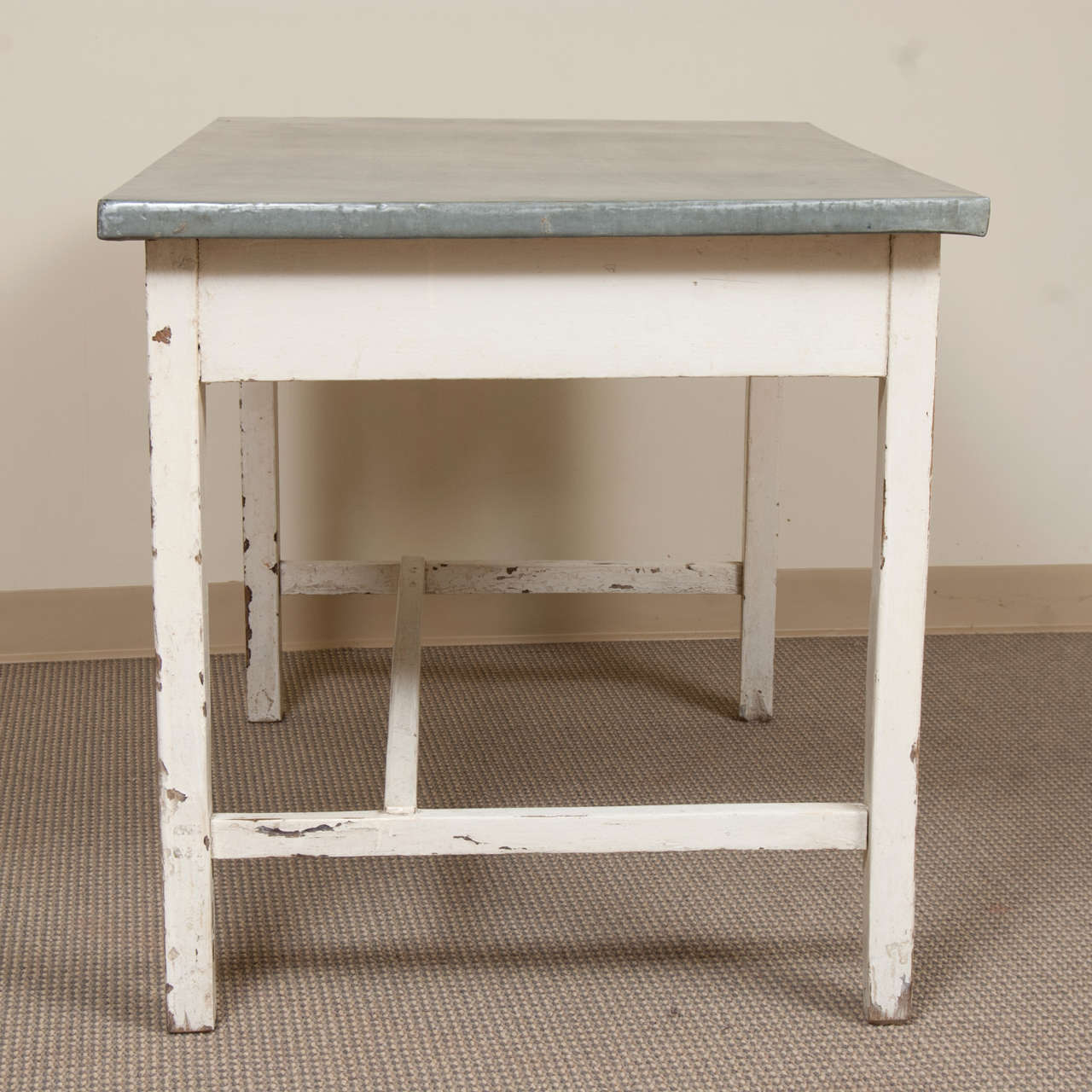 Pine Zinc-Topped Writing Table