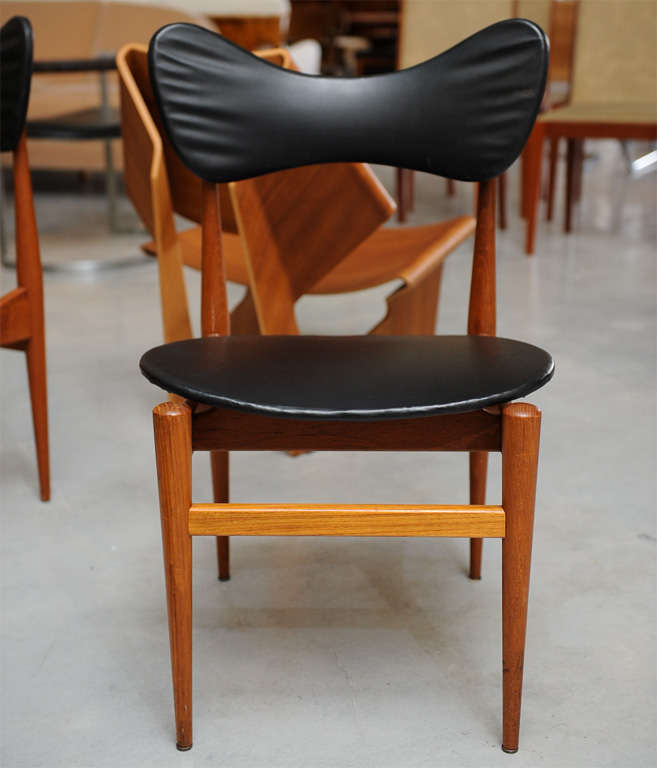 inge and luciano rubino butterfly chairs set of 10 at 1stdibs