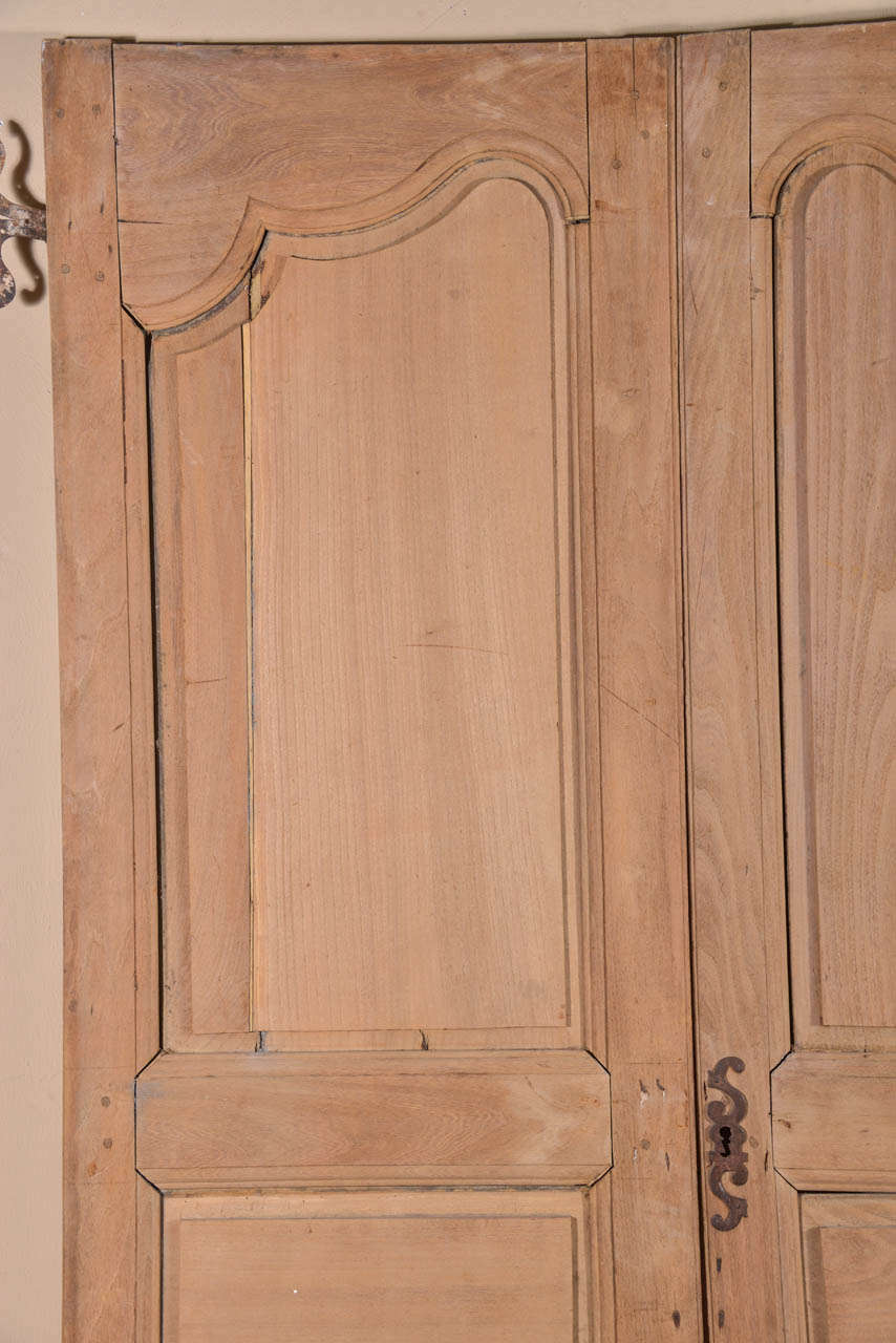 Pair Of 18th Century French Interior Doors At 1stdibs