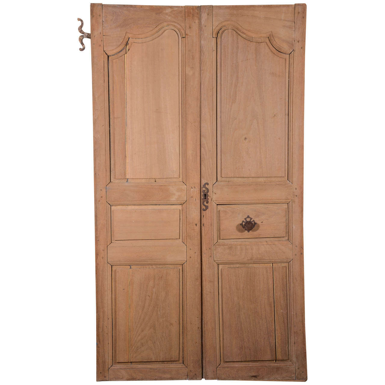 1280 #452B1C Pair Of 18th Century French Interior Doors For Sale At 1stdibs  Save Image