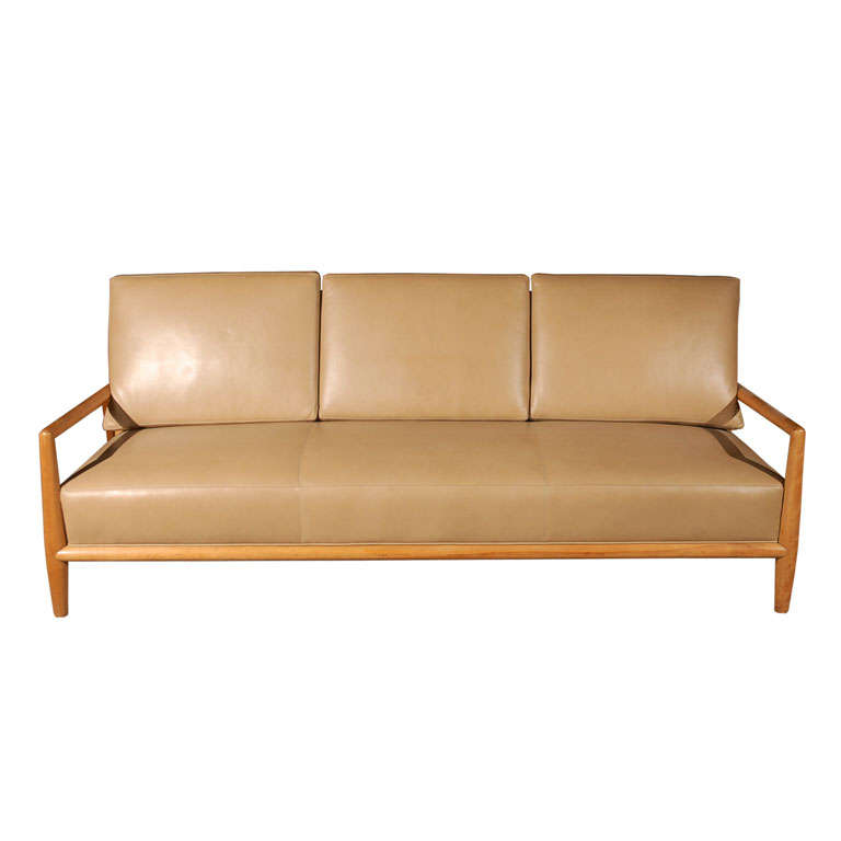 Three-Seat Sofa designed by T.H. Robsjohn-Gibbings