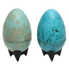 Hans Hedberg Egg Boxes