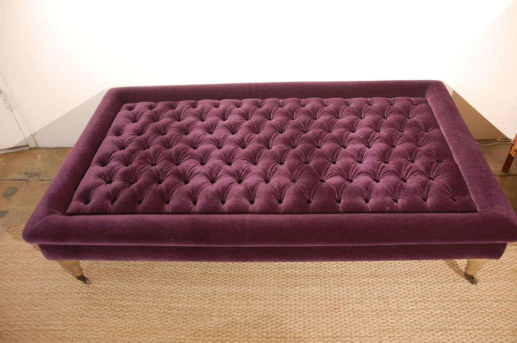 Large Purple Ottoman 28 Images Kloudsac Cubesac