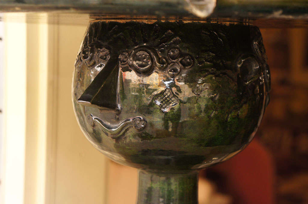 Ceramic Fountain by Bjorn Wiinblad For Sale 1