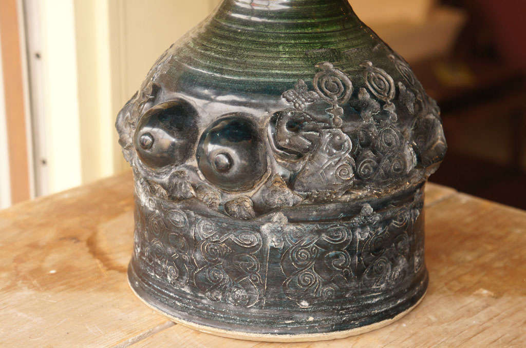 Ceramic Fountain by Bjorn Wiinblad For Sale 2