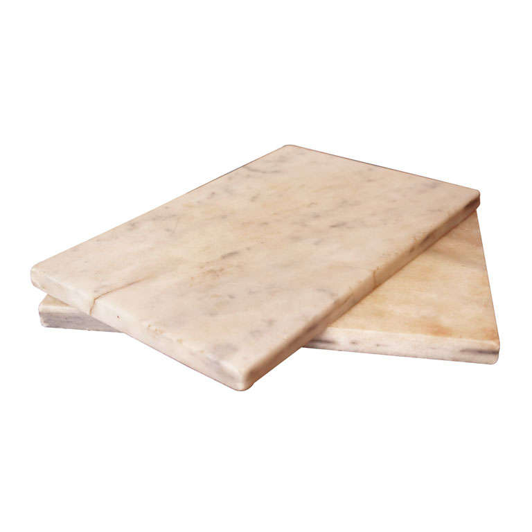 Two Marble Cutting Boards At 1stdibs