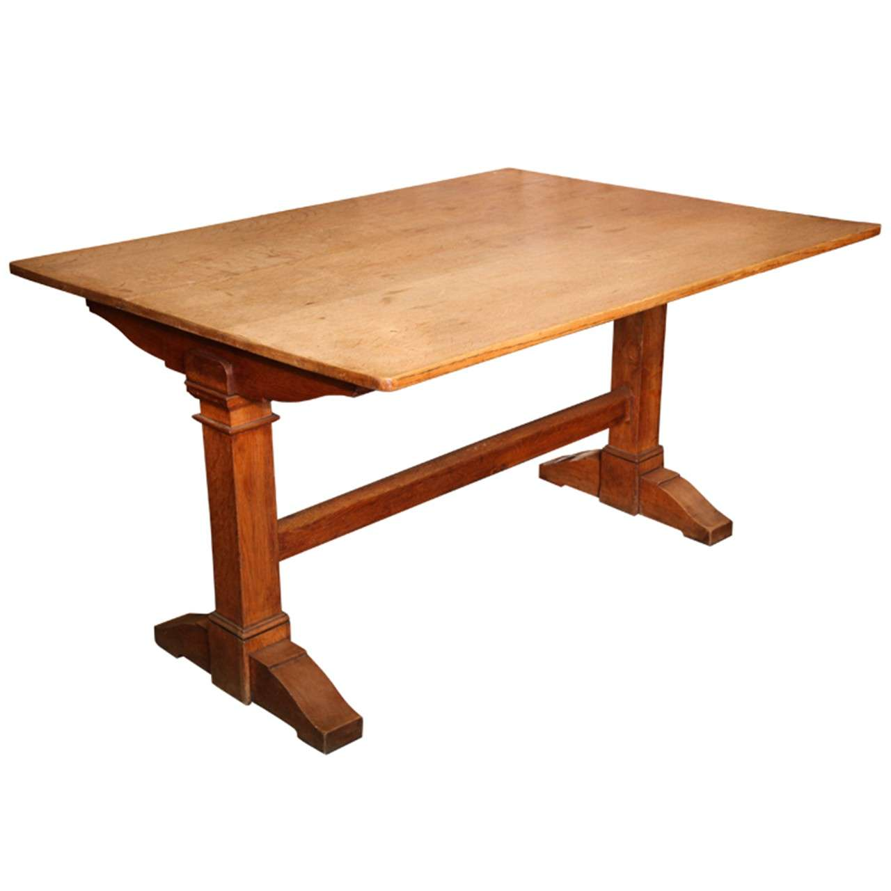 Rectangular Refectory Table For