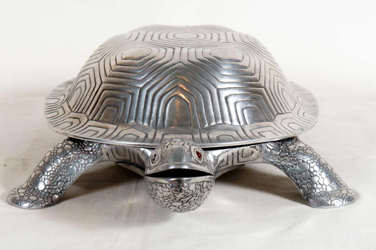 An Amazing Arthur Court Turtle Tureen At 1stdibs