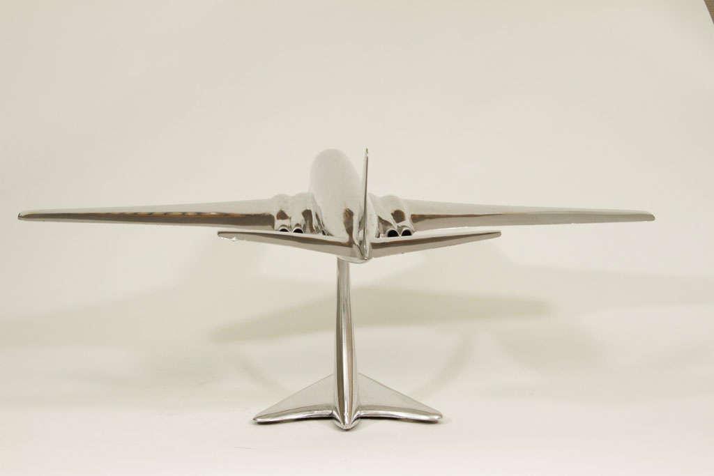 De Havilland Comet Cast Aluminum Airplane Model 3