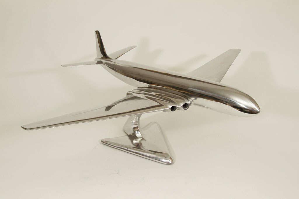 De Havilland Comet Cast Aluminum Airplane Model 4