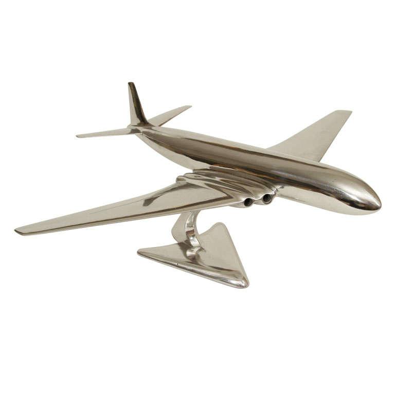 De Havilland Comet Cast Aluminum Airplane Model